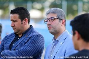 نامه 4 تیم برای درخواست تعطیلی لیگ و تکذیب علی نژاد