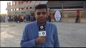 اختصاصی:یک ساعت تا دربی خوزستان؛نظم و ترتیب در فولاد آره نا