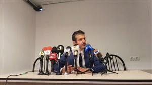 درخواست  استراماچونی از خبرنگاران تبریزی
