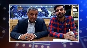 صحبتهای ایزدپناه درباره تاخیر دیدار شاهین شهرداری بوشهر - سپاهان