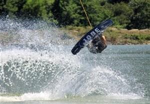 برترینهای مسابقات اسکی روی آب مشخص شدند