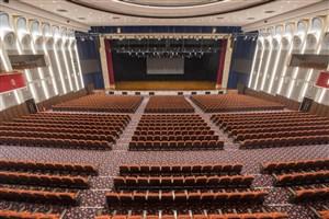 اختصاصی: گزارش از آمادهسازی سالن مراسم برترینهایفوتبالایران