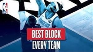 برترین دفاعهای بسکتبال NBA درفصل 19-2018
