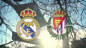 پیش بازی رئال مادرید - وایادولید