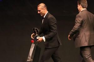 چرا سید جلال در مراسم برترین ها زودتر جایزه گرفت ؟