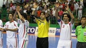 توضیحات درودگر در مورد دلیل لغو بازی دوستانه فوتسال ایران و قطر