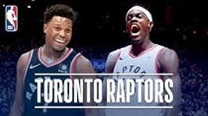 برترین های تورنتو رپترز در فصل 19-2018