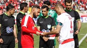 توضیحات حسینی درباره وضعیتپرسپولیس و بازی با تراکتور