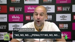 گواردیولا: پنالتی؟ نه نه نه نه نه نه!