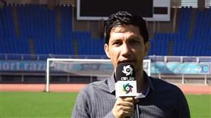 آخرین شرایط ورزشگاه امام رضا پیش از میزبانی در اولین مسابقه فصل