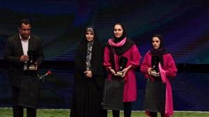 یک نیم سکه جایزه خانم گلی در فوتبال ایران