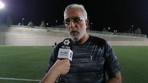 صحبتهای پیشکسوتان فوتبال درباره دیدار عراق - ایران