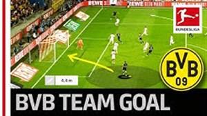 گل برتر تیمی در هفته دوم بوندسلیگا
