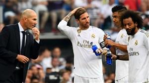 ترکیب رئال مادرید برابر ویارئال اعلام شد