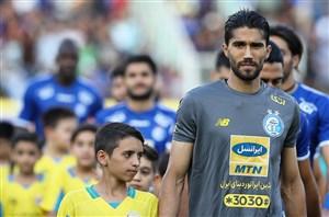 حسینی: باشگاه به من گفت استراماچونی را نگه دار !
