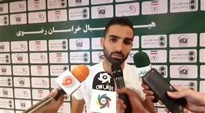 صادق بارانی: مردم بوشهر امیدوار باشند