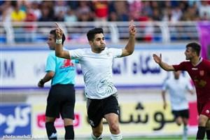 گلزنی سه باره مالکی برای بوشهریها