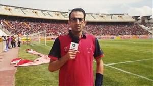جو فوق العاده استادیوم یادگار امام تبریز