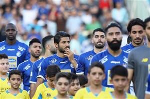 اللهوردی: استقلال چهارده بازیکن عوض کرده
