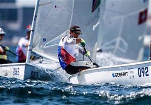 ادامه مسابقات احمدی در کاپ جهانی کشتی بادبانی