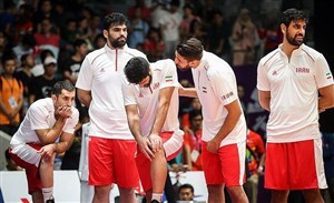 بسکتبال ایران محکوم به شکست فیلیپین و آنگولا