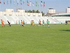 پیروزى پرگل نوجوانان ایران برابر تاجیکستان