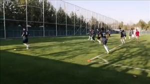 تمرینات تیم ملی با 10 غایب