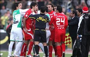 بررسی دلایل پرخاشگری و درگیری در ورزش ایران