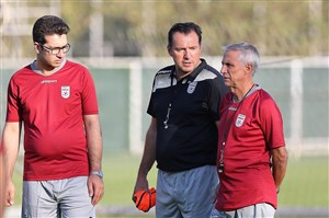 مربیان غایب به اردوی تیم ملی اضافه شدند
