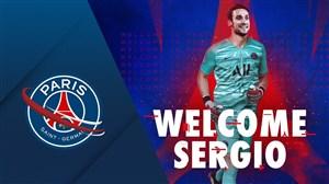خوش آمدگویی باشگاه پاری سن ژرمن به سرجیو ریکو