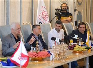 مشروح مراسم معرفی هیات داوران جام طلایی ورزش سه