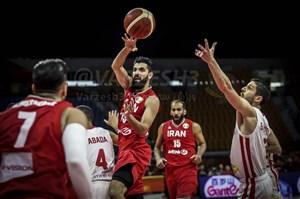 عملکرد تیم ملی بسکتبال در 3 بازی اول جام جهانی
