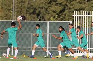 مجوز تمرین تیم های ملی صادر شد