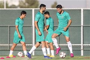 آغاز تمرینات تیم ملی فوتبال ایران با حضور سه لژیونر