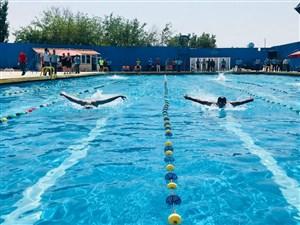 تیم ملی شنا به مدال نقره رسید