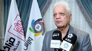 حاج رضایی: برای پیشرفت فوتبال بهمبانیعلمینیازداریم