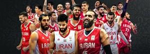 تیم ملی بسکتبال به ایران برگشت