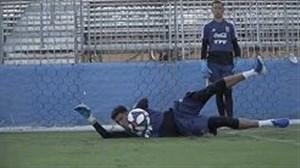 تمرین بازیکنان تیم ملی آرژانتین (13-06-98)
