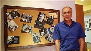 کتابخوان ترین و سینمایی ترین فوتبالیست ایران
