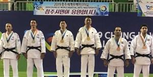رقابتهای کاتای قهرمانی جهان؛ مدال برنز بردی و روح الله زاد