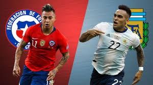 خلاصه بازی شیلی 0 - آرژانتین 0 (دوستانه)