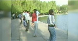 ورزش صبحگاهی به یادماندنی در تهران سال ۱۳۶۵