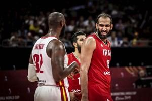 طلسم شکست؛ عبور بسکتبال ایران از سد آنگولا