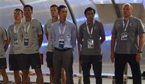 مربی هنگ کنگ: اصلا از این نتیجه راضی نیستم!