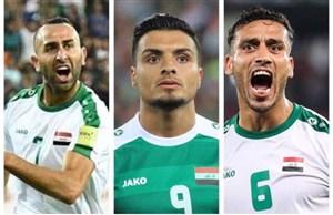سه بازیکن اردوی تیم ملی عراق را ترک کردند