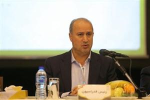 گفتگو با رئیس فدراسیون فوتبال