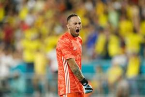 صدمین بازی داوید اوسپینا برای کلمبیا