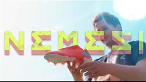 تست کفش های جدید لیونل مسی