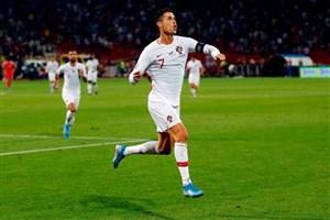 مرور بازیهای شب گذشته مقدماتی یورو 2020