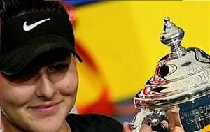 شکست سرنا ویلیامز ستاره مشهور تنیس به دست دختر 19 ساله